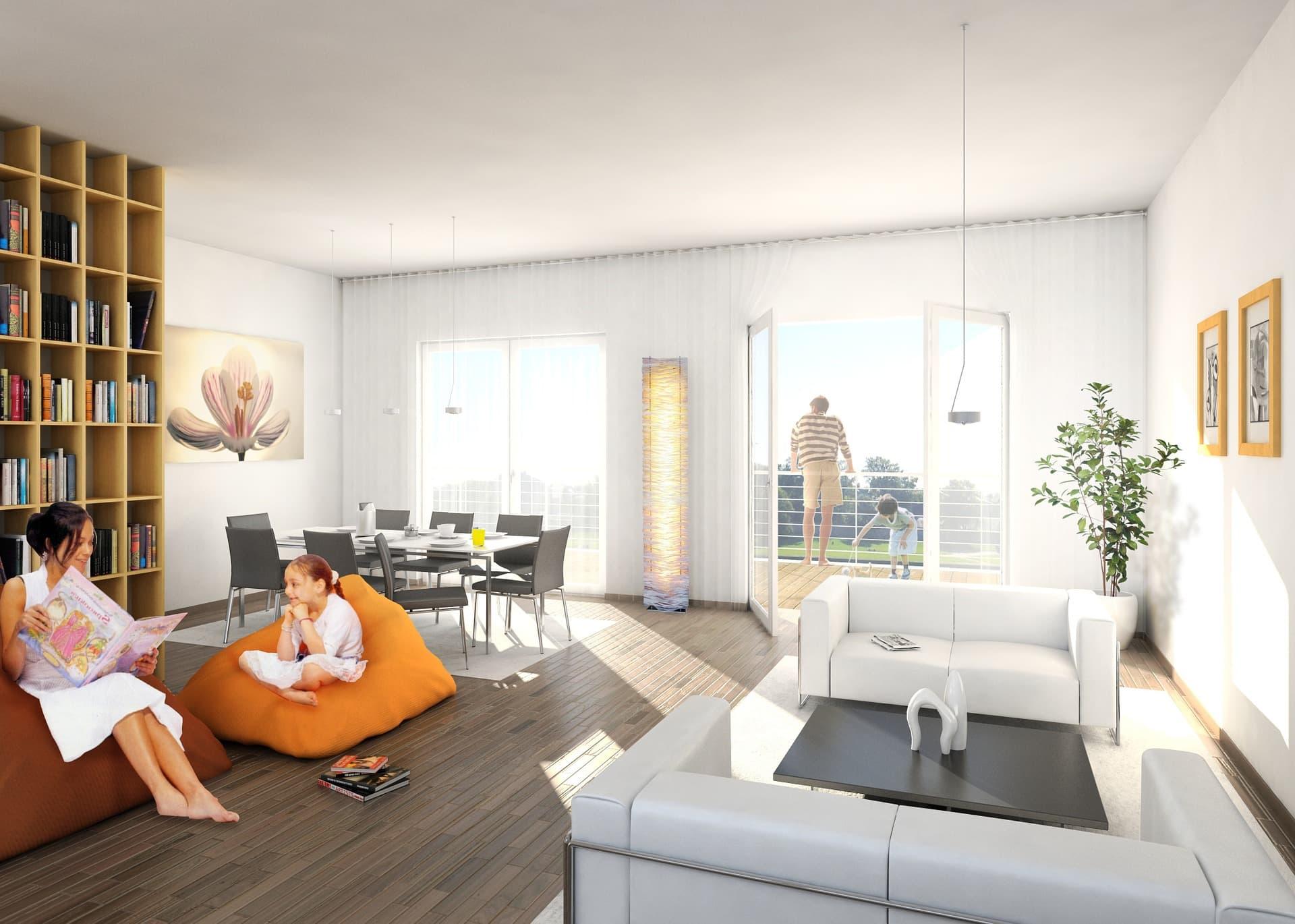 Smart Home kompatibel mit Google Home, Amazon Alexa (Echo) und HomeKit